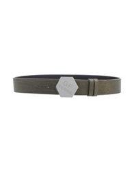 Gianfranco Ferre Gf Ferre' Belts Military Green