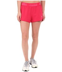 Puma Active Forever Shorts Rose Red Women's Shorts Pink