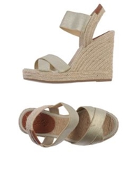 Replay Espadrilles Platinum