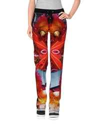 Philipp Plein Couture Casual Pants Red