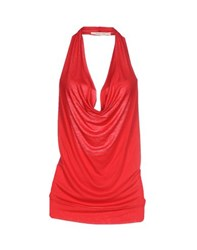 Giorgia And Johns Giorgia And Johns Topwear Tops Women Red