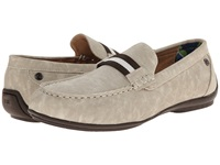 Stacy Adams Pepi Stone Suede Men's Slip On Shoes Gray