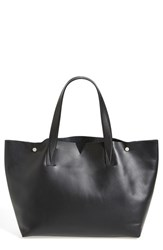 Vince 'Signature Collection' Leather Tote