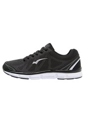 Bagheera Spectra Cushioned Running Shoes Black White