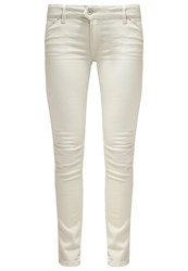 Marc O'polo Slim Fit Jeans Pale Cream Off White