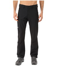 Jack Wolfskin Activate Pants Normal Black Men's Casual Pants