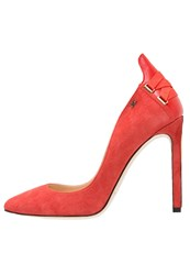 Elisabetta Franchi High Heels Lacca Red