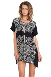Tolani Tiffany Mini Dress Black