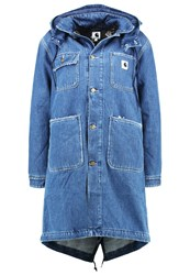 Carhartt Wip Jennie Denim Jacket Blue Blue Denim