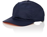Rag And Bone Men's Tech Twill Baseball Cap Navy