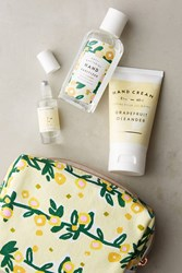 Anthropologie Passport To Pretty Set Yellow