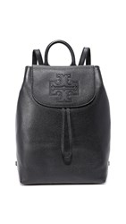 Tory Burch Harper Backpack Black