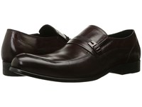 Kenneth Cole Chief Of State Bordeaux Men's Slip On Shoes Burgundy