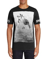 Prps Goods And Co. Cherub Graphic Tee Black