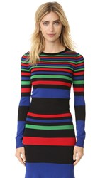 Boutique Moschino Long Sleeve Sweater Multi