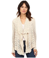 Rip Curl Venice Cardigan Natural Women's Sweater Beige