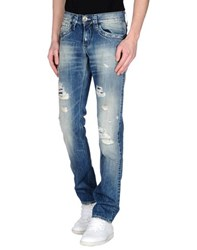 Take Two Denim Denim Trousers Men