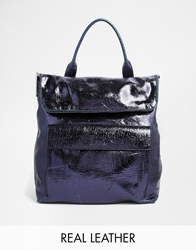 Whistles Verity Backpack Blue