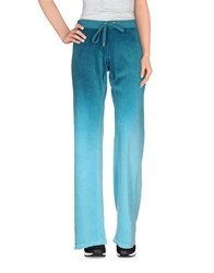 Juicy Couture Trousers Casual Trousers Women Green