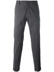 Paul Smith Classic Chino Trousers Grey