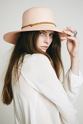 Pantropic For Free People Womens Day Dreamin Round Top Straw Hat