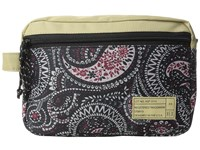 Hex Dopp Kits Aspect Natural Paisley Bags Beige