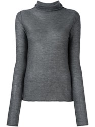 Kristensen Du Nord Round Neck Jumper Nude And Neutrals