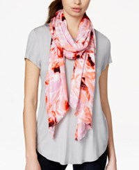 Inc International Concepts Printed Pashmina Wrap Only At Macy's Pink