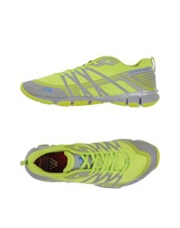 The North Face Footwear Low Tops And Trainers Men Acid Green