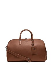 Michael Kors Bryant Large Leather Duffel Bag Luggage