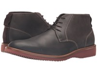 Dockers Merritt Chocolate Crazy Horse Men's Lace Up Casual Shoes Brown