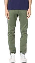 Marc By Marc Jacobs Classic Cotton Pants Cypress