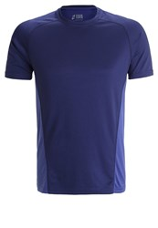 Your Turn Active Sports Shirt Astral Aura Dark Blue