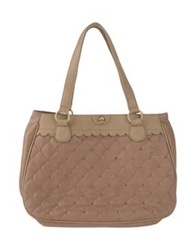 Darling Large Fabric Bags Light Brown