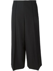 Lanvin Cropped Trousers Grey