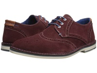 Ted Baker Jamfro 5 Drk Pink Suede Men's Shoes Brown
