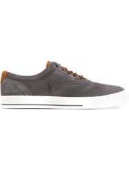 Polo Ralph Lauren Low Top Sneakers Grey