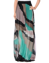 Marco Bologna Long Skirts Pastel Pink