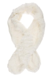 Miss Selfridge Scarf Cream Off White