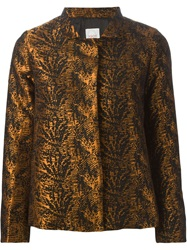 Eggs 'Adrian' Jacket Brown