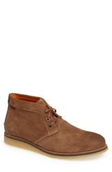Wolverine 'Julian' Chukka Boot Taupe Suede