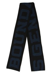 Juun.J 'Bound' Scarf Black