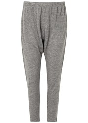 Alternative Apparel No Limits Cropped Jersey Jogging Trousers
