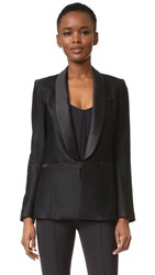 Veronica Beard Glastonbury Tuxedo Jacket Black