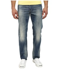Dkny Bleecker Jeans In Orion Light Indigo Wash Orion Light Indigo Wash Men's Jeans Blue