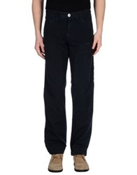 Murphy And Nye Casual Pants Dark Blue