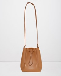 Maison Martin Margiela Bucket Bag Tobacco
