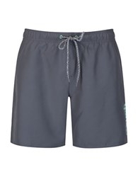 Bench Ingling Logo Swim Trunks Pearl