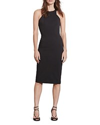 Ralph Lauren Cutout Back Dress Black