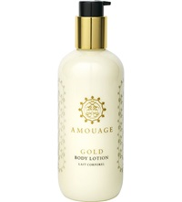 Amouage Gold Woman Body Lotion 300Ml